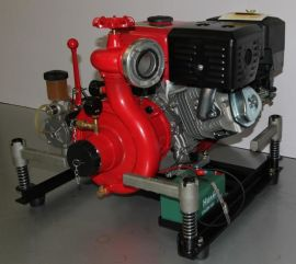 BJ-10G中压中流量手抬消防泵