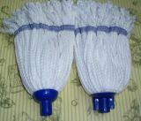 專業生產各種克重的超細纖維海島絲蜈蚣繩拖把頭