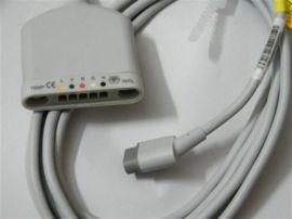 多功能心电主电缆