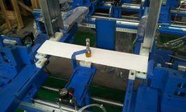 欧式透气窗叶片自动钻孔打钉机