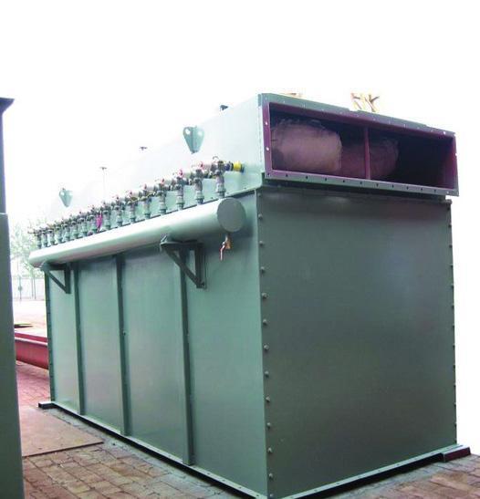 生物質鍋爐煙氣處理除塵器