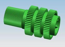中国上海塑料模具厂塑料件弯头开模注塑加工