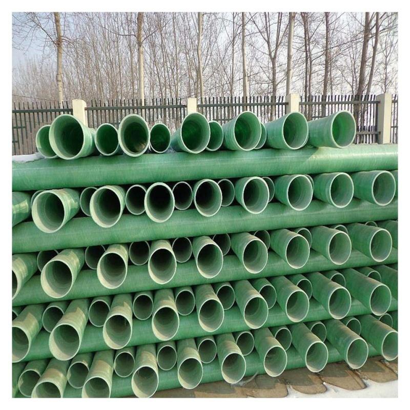 保溫管道玻璃鋼夾砂給水管