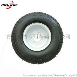 18寸无内胎橡胶充气轮 拖车轮