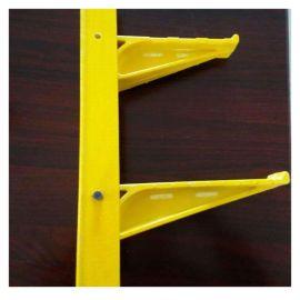 三联式电缆支架工地玻璃钢现场架空电缆支架