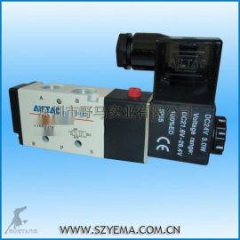 亚德客電磁閥,4V210,**,airtac電磁閥