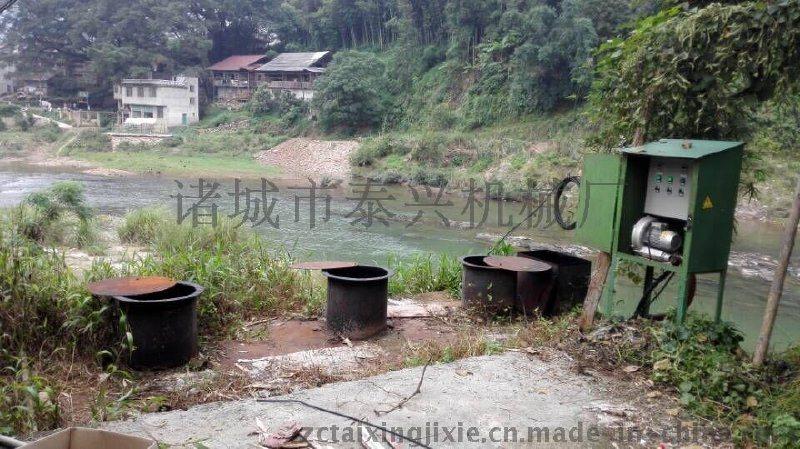 节能型地埋式污水处理设备