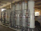 离子交换设备CX阳床+阴床+混合床工艺除盐水设备