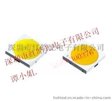 红皓专业生产大功率LED3030 1W白光厂家HH-SW3030TP-1W