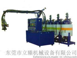 二液型全自动微量灌注机聚氨酯弹性体浇注机聚氨酯低压发泡机聚氨酯电动现场发泡设备