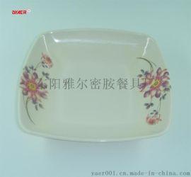厂家供应密胺餐具密胺各类产品盘碗托盘宠物碗儿童餐盘水果盘等