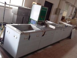 环保型水溶剂多工艺综合性半自动线路板超声波清洗机