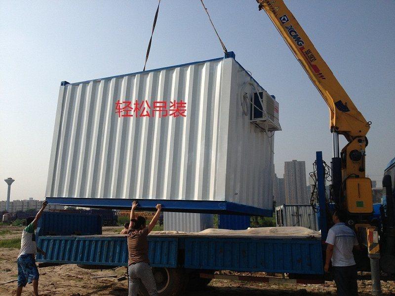 西安咸阳移动集装箱式混凝土标准养护室标养室养护室