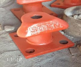 系船柱厂家专业生产铸铁250KN系船柱