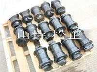 小松挖掘机配件,PC300-7链条、支重轮、履带总成