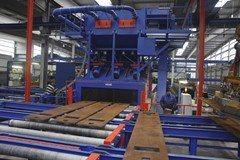 德州通过式抛丸机工厂-青工机械