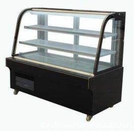康佰特0.8CBT-2F-CR商用桌面蛋糕柜