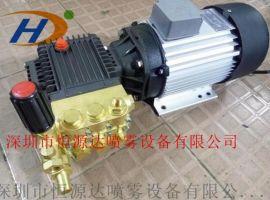 降温设备/中央空调机组喷雾降温设备
