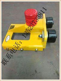 WYLD300折弯型单梁防脱轨防啃轨装置,防坠落装置