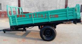 单轴自卸拖车,3/5吨农用翻斗车价格