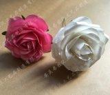 手工纸花玫瑰纸花仿真纸玫瑰婚礼装饰玫瑰花