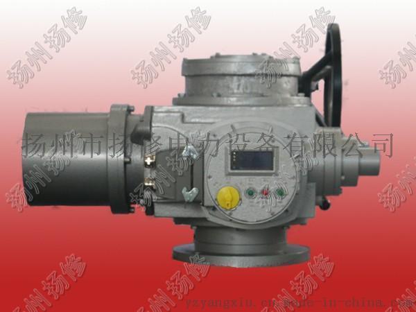 扬州电动执行器厂家/电动执行器/F-DZW电动执行器