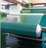 靜電膠皮 一面綠一面黑膠皮 pvc膠皮 2毫米防靜電膠皮靜電膠皮