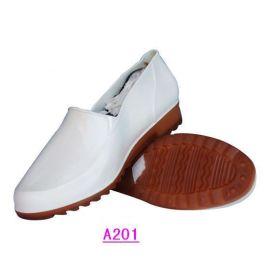 白色黑色专用食品雨鞋