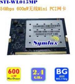 无线MINI PCI网卡(WL-015MP)