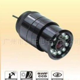 车载嵌入式红外夜视防水摄像机(夜视距离5米,DW-SD0103)