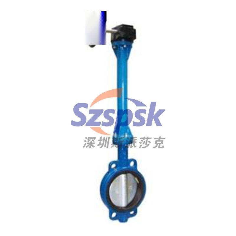 加长杆埋地闸阀 定制长度 闸阀 地埋式加长伸缩杆软密封球磨铸