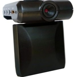 带2.5英寸液晶显示屏中端机高清车载摄像机(HMK001)