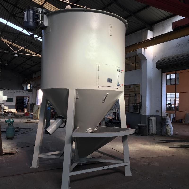 供應立式混合乾燥機,PE顆粒乾燥機 立式攪拌乾燥機