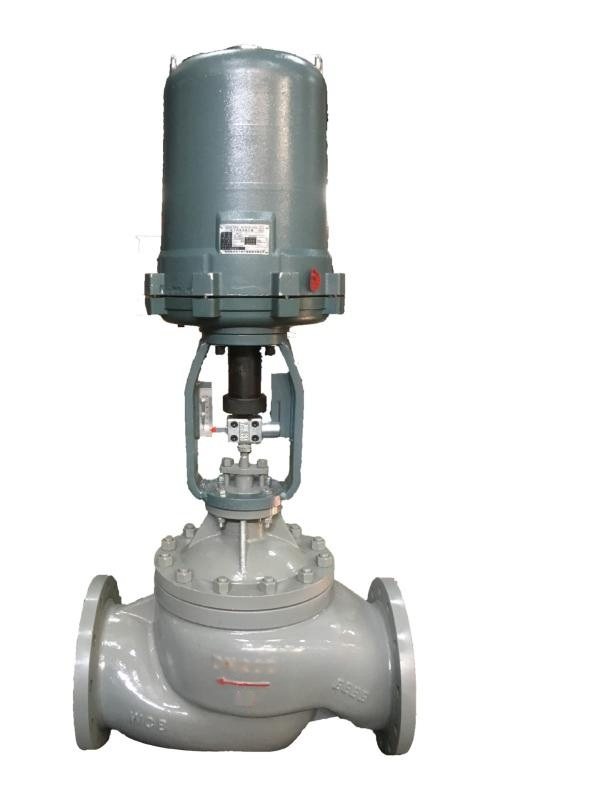 ZDSP电动防爆调节阀 EX型精小型电动防爆衬氟调节阀防水DN15