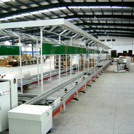 厂家直销三倍速链组装线 自动化流水线 环形2.5倍速链装配生产线