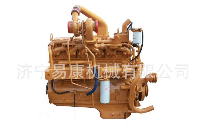 冷再生机NT855发动机总成带安装附件