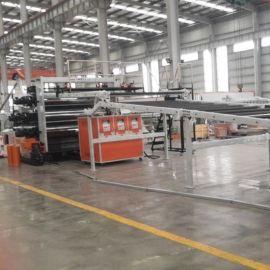 PVC软片、装饰板生产线设备