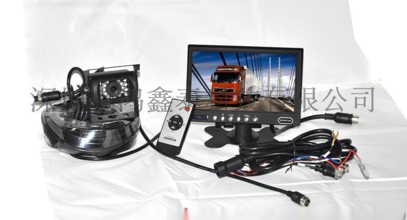 深圳鸿鑫泰专业汽车后视系统,高清广角影像,大型渣土车泥土车摄像头首选配套产品