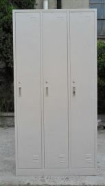 锦祥JXGYG6874 三门更衣柜制造厂 学校更衣柜生产厂 小学生宿舍更衣柜