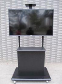 晶固挂65寸海信液晶电视移动落地支架