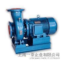 上海一泵ISW125-160卧式管道离心泵