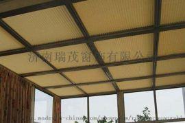 遮光窗帘成品现代简约棉麻卧室窗帘隔热布料