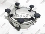 圆形压力型人孔盖 人孔3公斤圆人孔 镜面耐压人孔