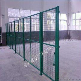 深圳隔离网护栏网车间设备安全护栏网