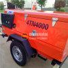 9米拖車照明車救災應急照明車亮度大拖車式移動照明車