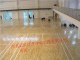 篮球运动木地板施工厂家诚信经营