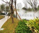 陕西 厂商直供人造雾降温 降尘 除臭消毒设备