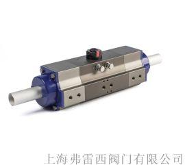 灌装机专用三段式气缸  意大利进口三段式气动球阀