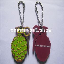 供应珠链吊饰 卡通珠链挂饰 塑胶珠链挂饰