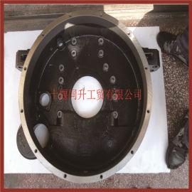 康明斯工程机械发动机飞轮壳配件C4947472